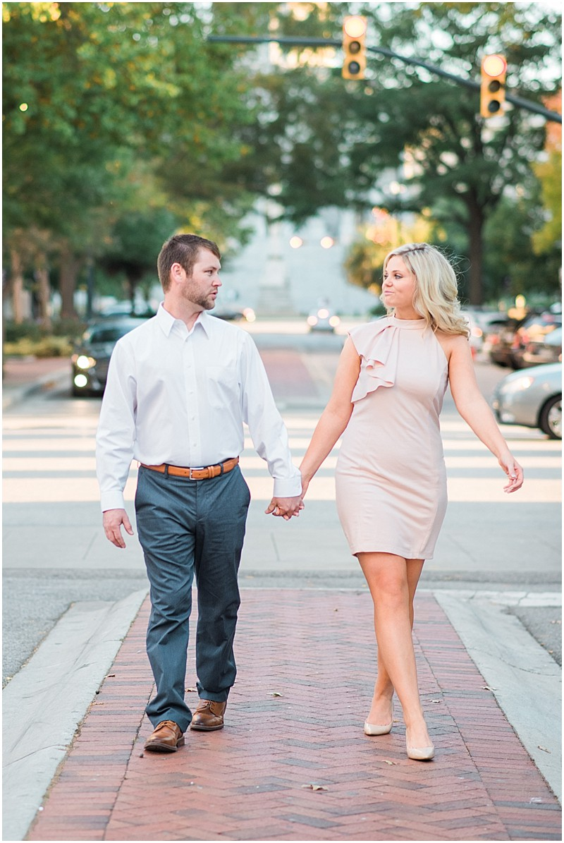 SC State House engagement session Columbia SC wedding photographer in South Carolina