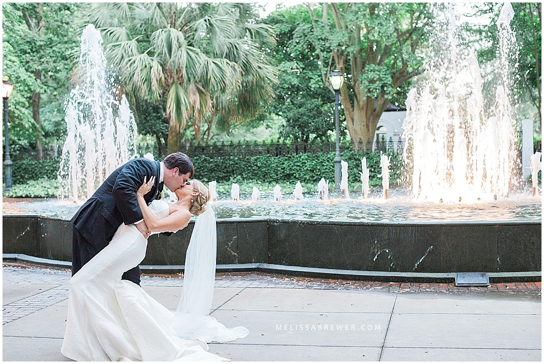 outdoor wedding venues in Columbia, SC Lace House and gardens