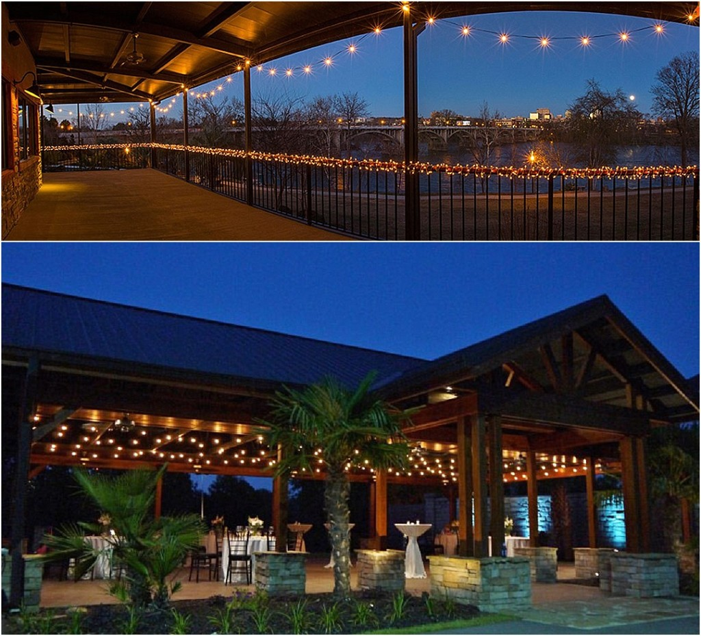 Outdoor Wedding Venues In Columbia Sc Stone River Gervais Street Bridge