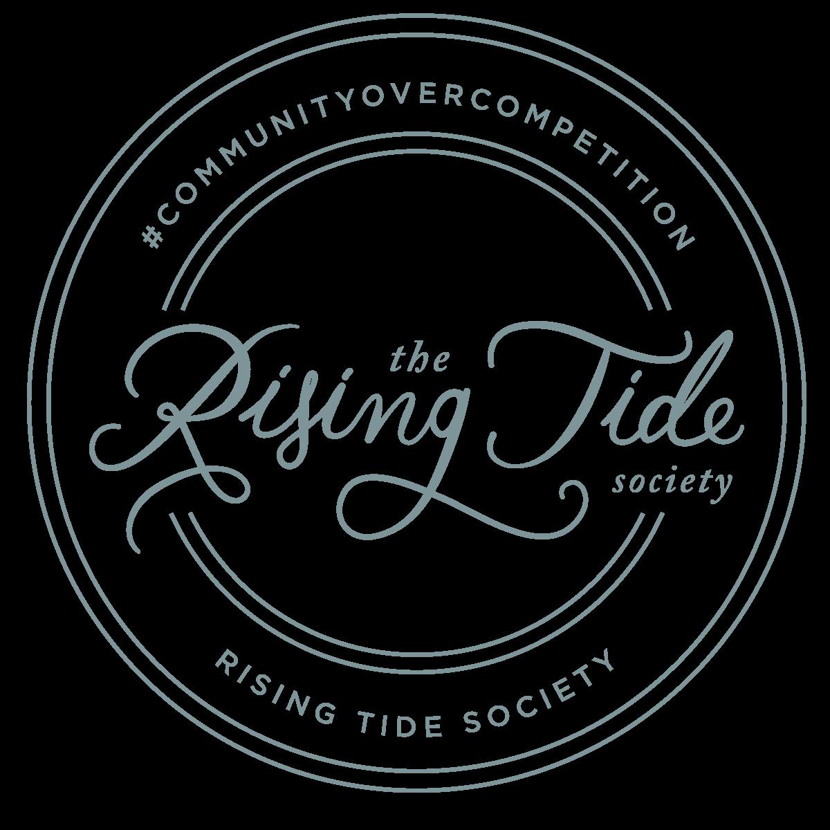Member of Rising Tide Society