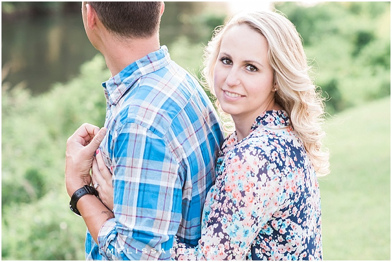 Engagement session at canal and riverfront park in columbia, sc wedding photographer