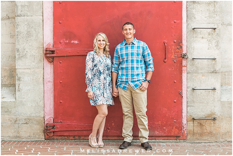 engagement session at Cayce Riverwalk in Columbia, SC engagement photography