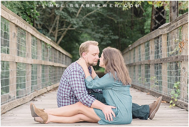engagement session palmetto trail peak trestle bridge newberry sc columbia sc wedding photography