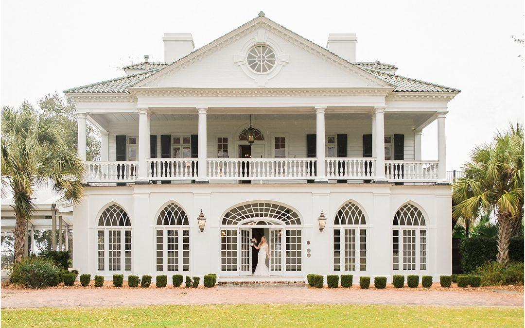 Gorgeous Lowndes Grove Plantation Bridal Session – Brooke
