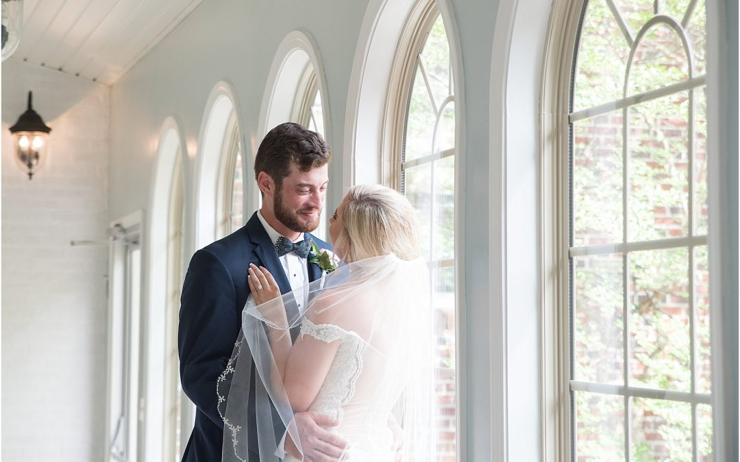 Springtime Wedding full of Southern Charm in Manning, SC – Brooke & Ryan