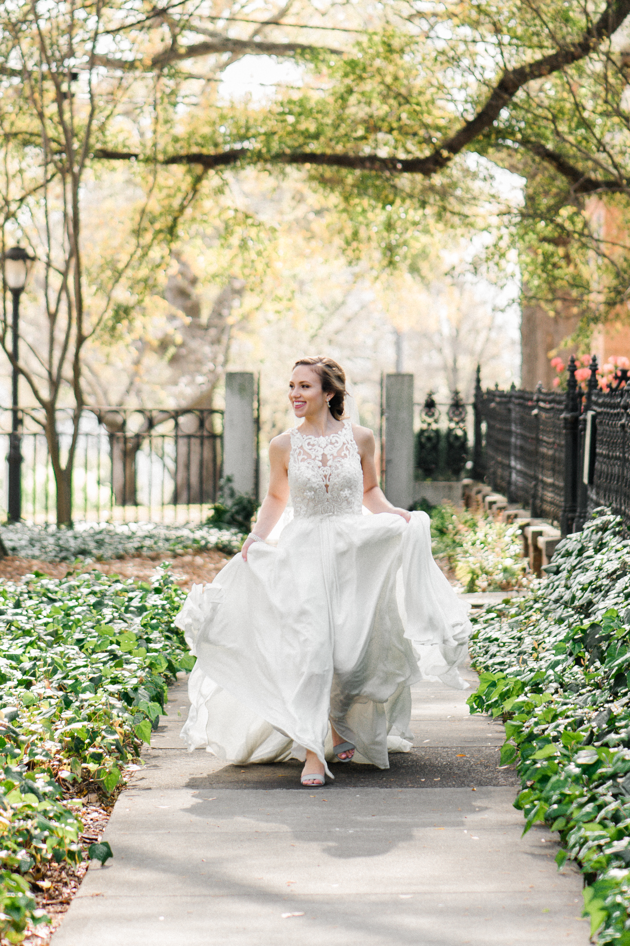 Lace House bridal portraits Lace House wedding Columbia SC wedding photographer Greenville SC wedding photographer