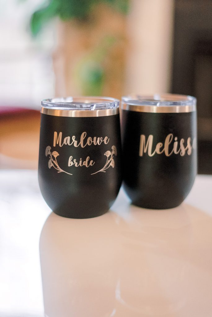 bride bop wedding party gifts insulated tumblers wine tumbler wedding gift wedding photography in greenville sc