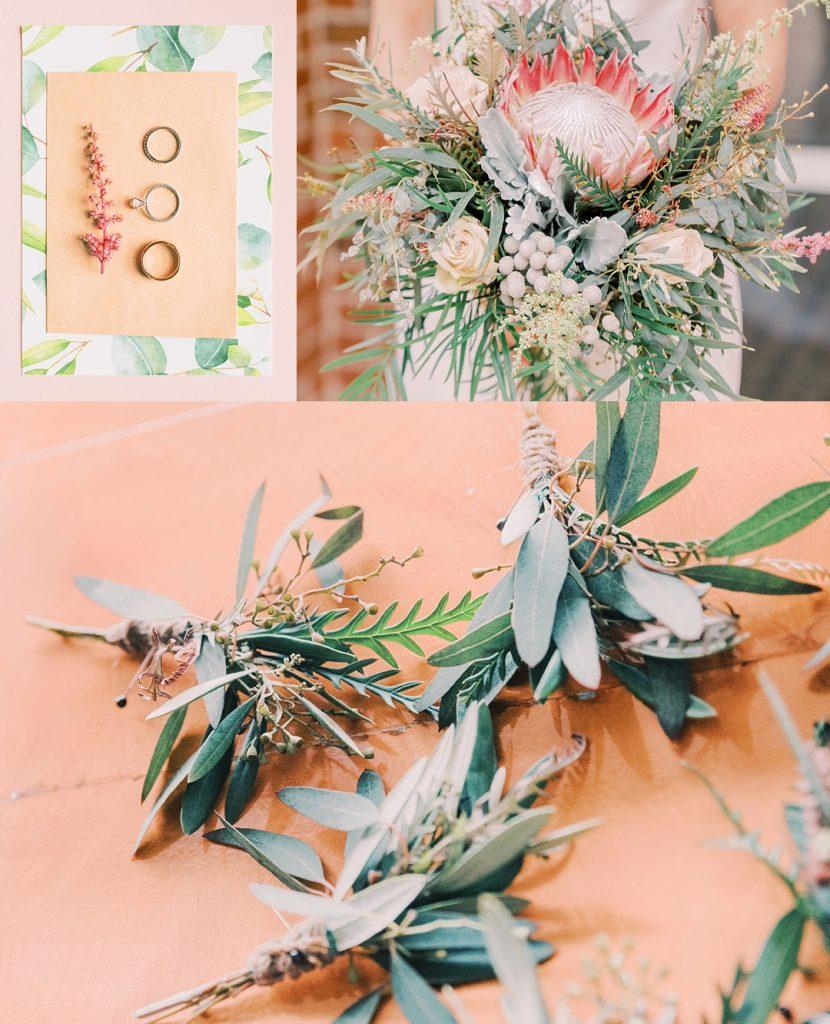 wedding florals clemson sc wedding details upstate sc wedding photographer greenville wedding photographer