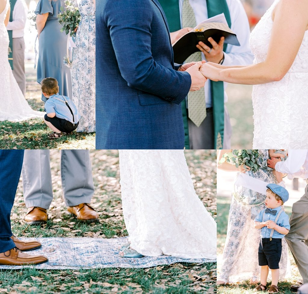 white point gardens charleston sc elopement photography